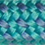 Rope Corda_T9098 Smeraldo/Fiordaliso