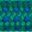 Rope Corda 10_T6258 Turchese scuro/Blu scuro