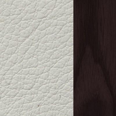 Leather Pelle Frau SC 21 amianto/Wenge-stained ashwood
