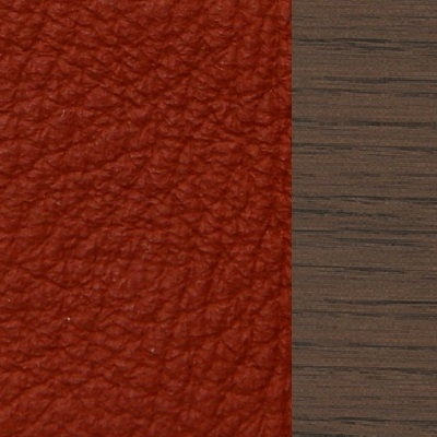 Leather Pelle Frau SC 75 cognac/Moka stained ashwood