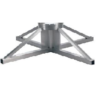 Base for concrete 160 x 160 x H 56 cm