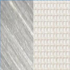 Stainless steel brushed / Batyline _ Blanca WU