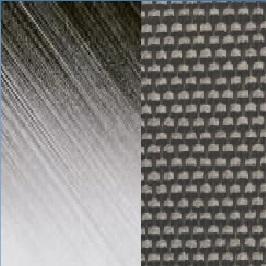 Stainless steel electro polished / Batyline _ Cappuccino CAU