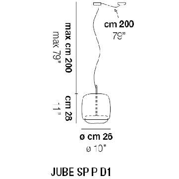 JUBE SP P D1_ Ø 26 x H 28 cm