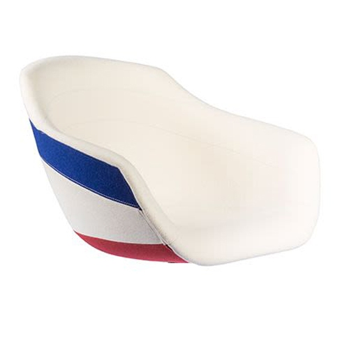 Canal Chair Galea_ White