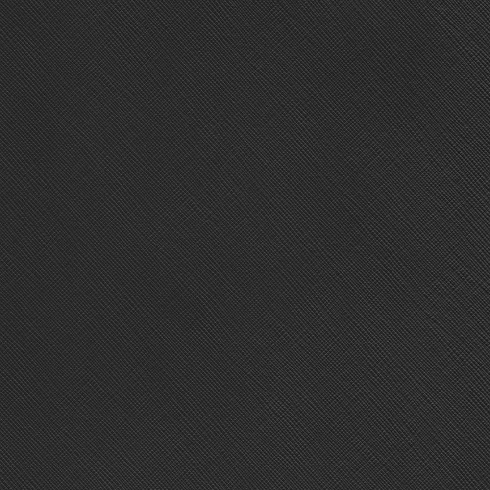 Black Saffiano Thick Leather