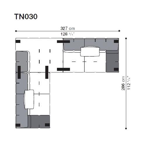 Tufty-Too TN030_327x286 cm