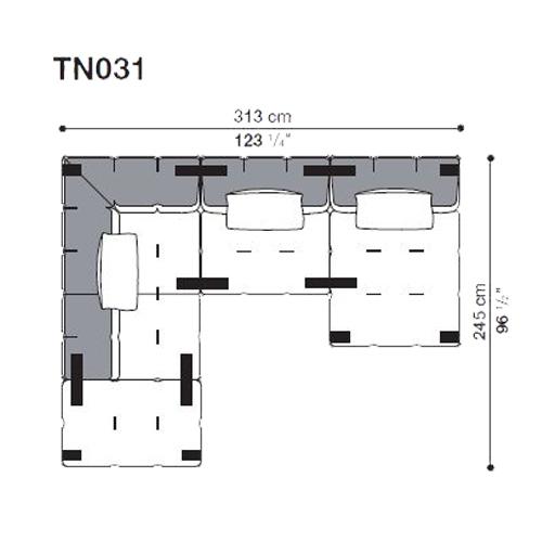 Tufty-Too TN031_313x245 cm