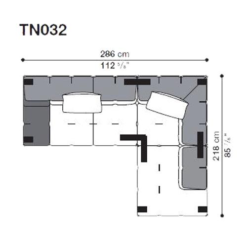 Tufty-Too TN032_286x218 cm
