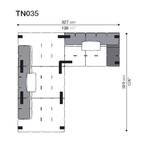 Tufty-Too TN035_327x320 cm