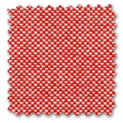 Hopsak 67 poppy red/ivory