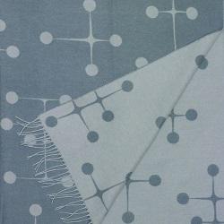 Eames Wool Blanket _ light blue