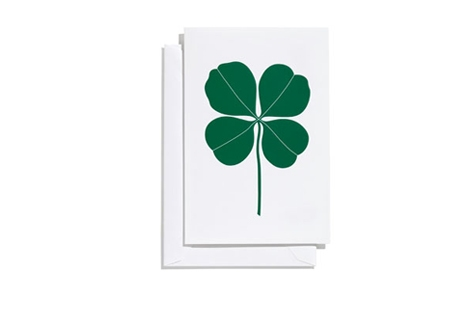 Four Leaf Clover, green _ small
