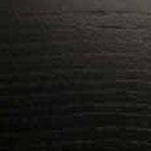 Frêne teinté noir