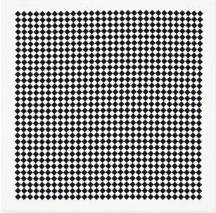 Checker, black