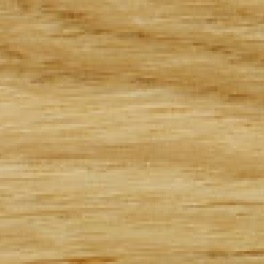 Clear lacquered oak