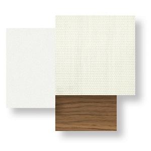 Alabama Alu - White-textilene white