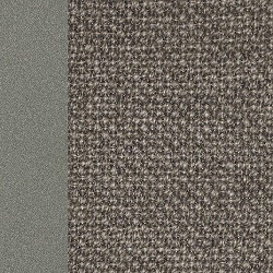 Painted matt pewter / Ramiro fabric_ Grey pewter