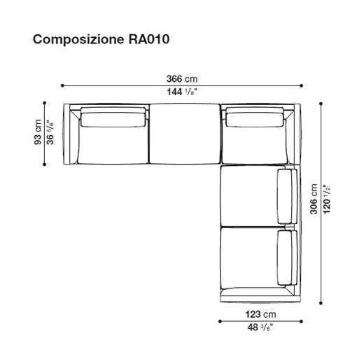Richard RA010_ 366 x 306 cm