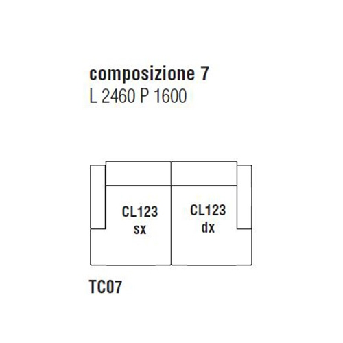 Turner TC07_ 246 x 160 cm
