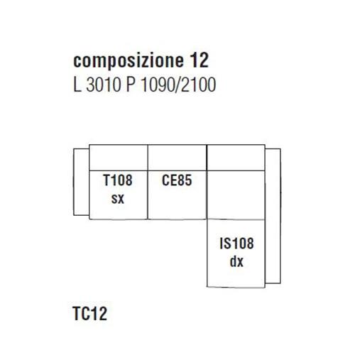 Turner TC12_ 301 x 210 cm