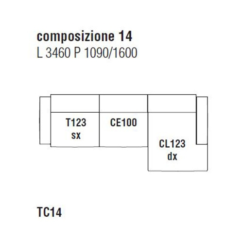 Turner TC14_ 346 x 160 cm