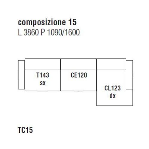 Turner TC15_ 386 x 160 cm