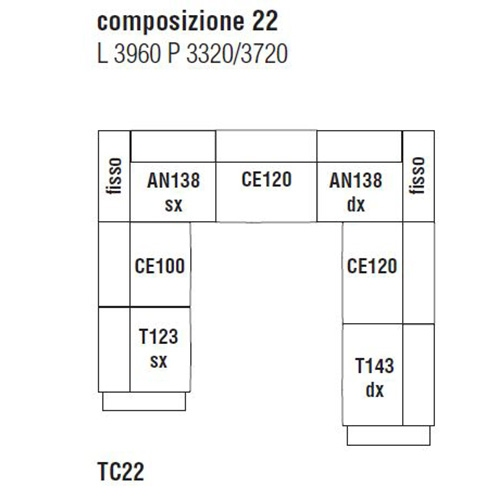 Turner TC22_ 396 x 372 cm