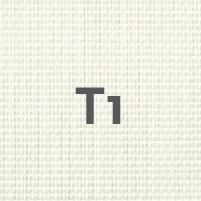 T1 _ Textilene white