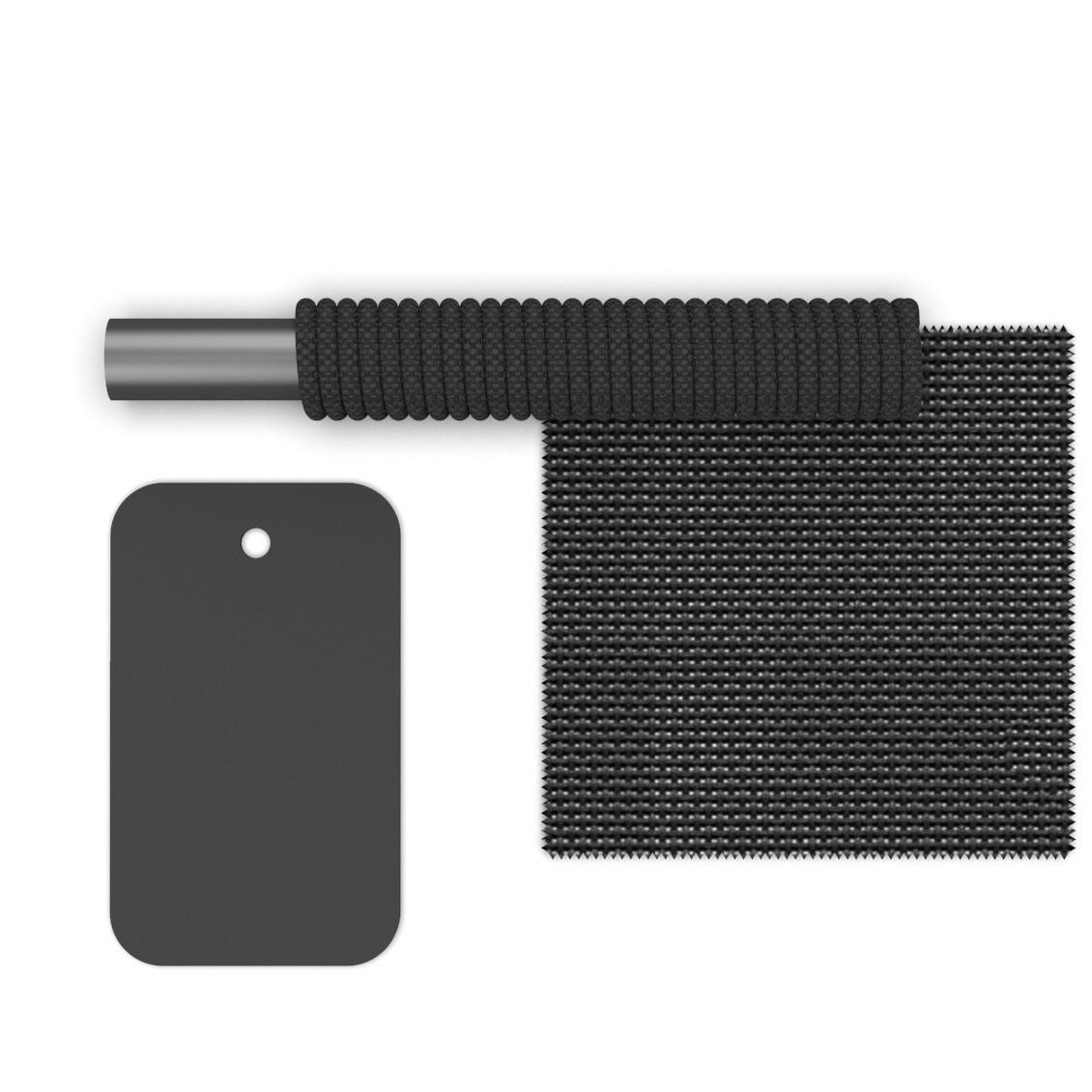 Key_White-silver black