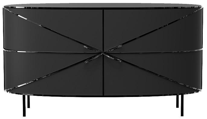 88 Secrets Sideboard_ Negro Black