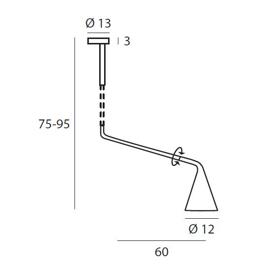Tooy_ 561.11b (60 x H 75-95 cm)