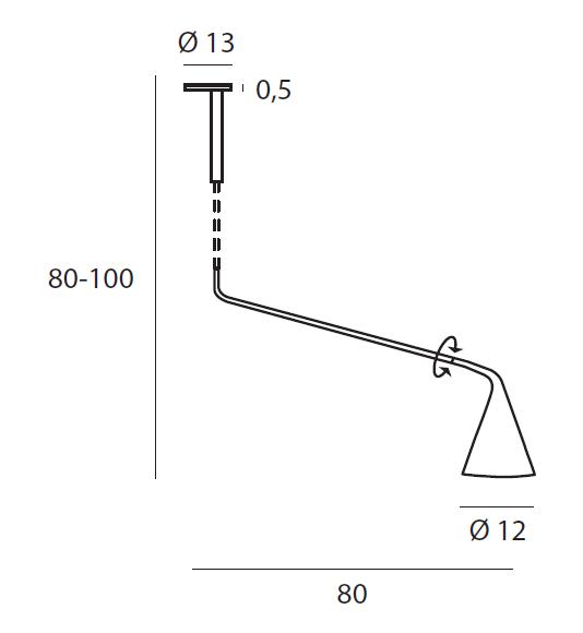 Tooy_ 561.15c Einbau (80 x H 80-100 cm)