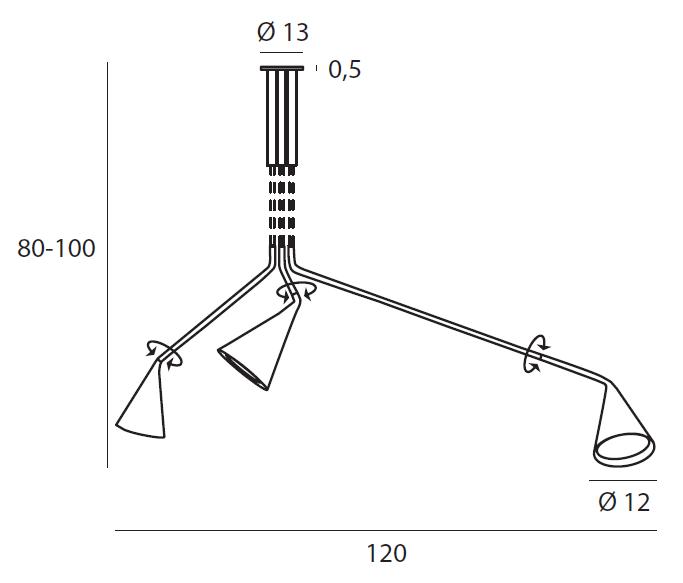 Tooy_ 561.15abc Einbau (120 x H 80-100 cm)