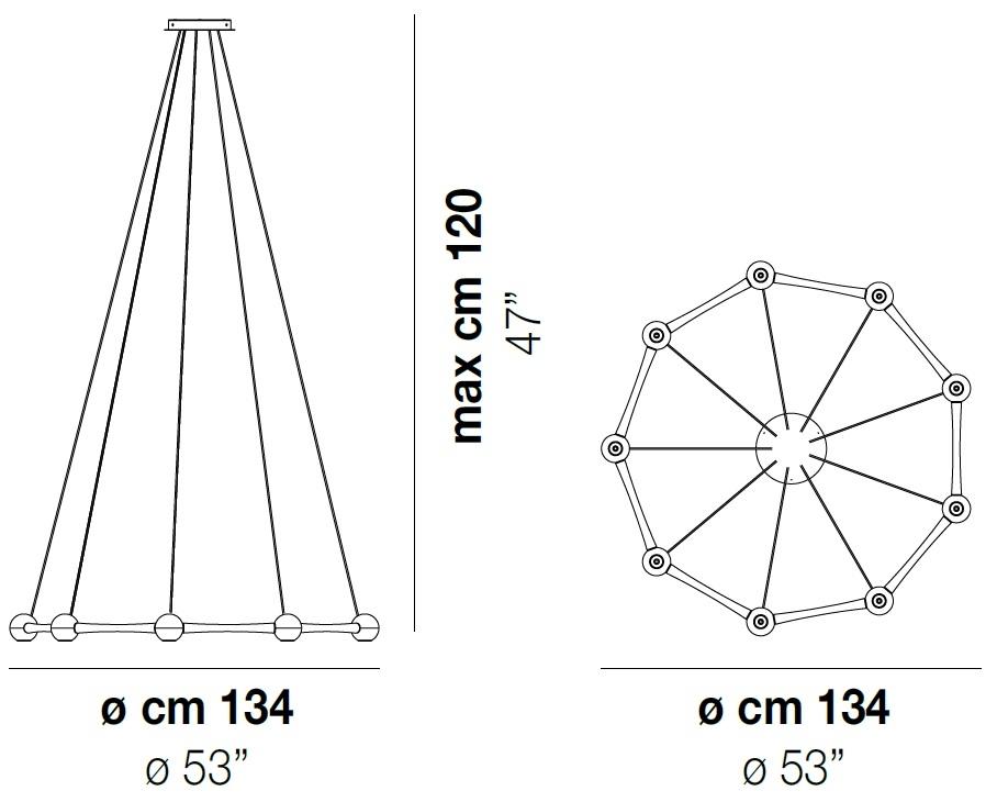 Mendeleev SP 0 9_ Ø 134 cm