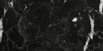 MAM3 Natürlicher Nero Marquina Marmor