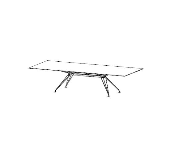 52.19 Sander (200 x 106 x H 75 cm)