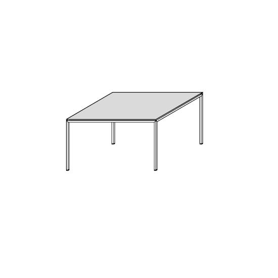 06.08 Diagonal (75 x 75 x H 42 cm)