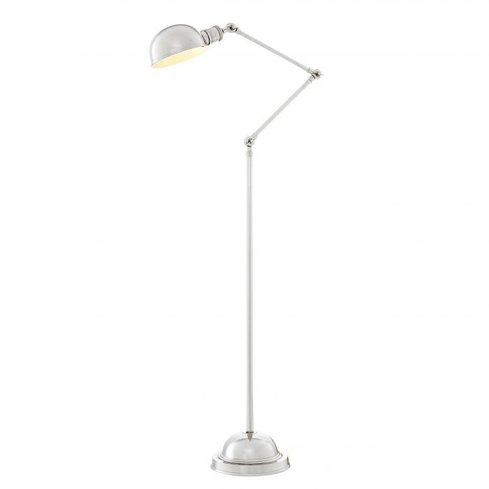 Soho Eichholtz Floor Lamp Milia, Skinny Floor Lamp With Shelves