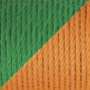 Vert - Orange
