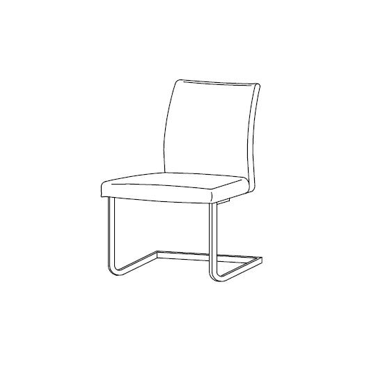 40.25 Hisa (45 x 54 x H 92/49 cm)