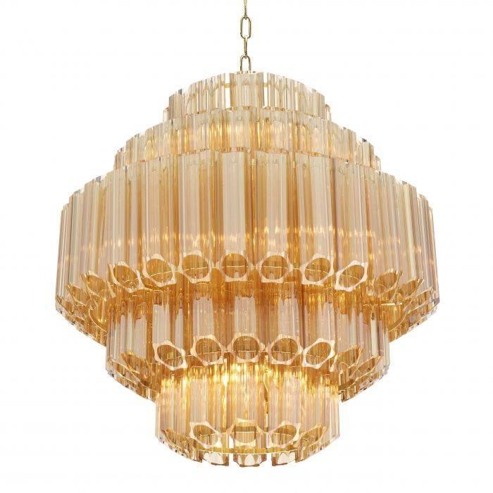 Vittoria S_ Ø 66 x H 67 cm ( Oro )