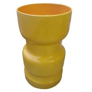 STK_SB / 102/24 + 07 Lemon yellow outside, dark yellow inside