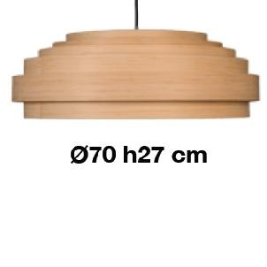 Thin Wood Large_ Ø 70 x H 27 cm