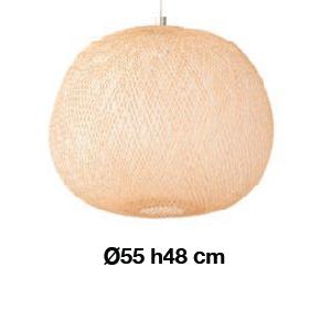 Plum Medium_ Ø 55 x H 48 cm