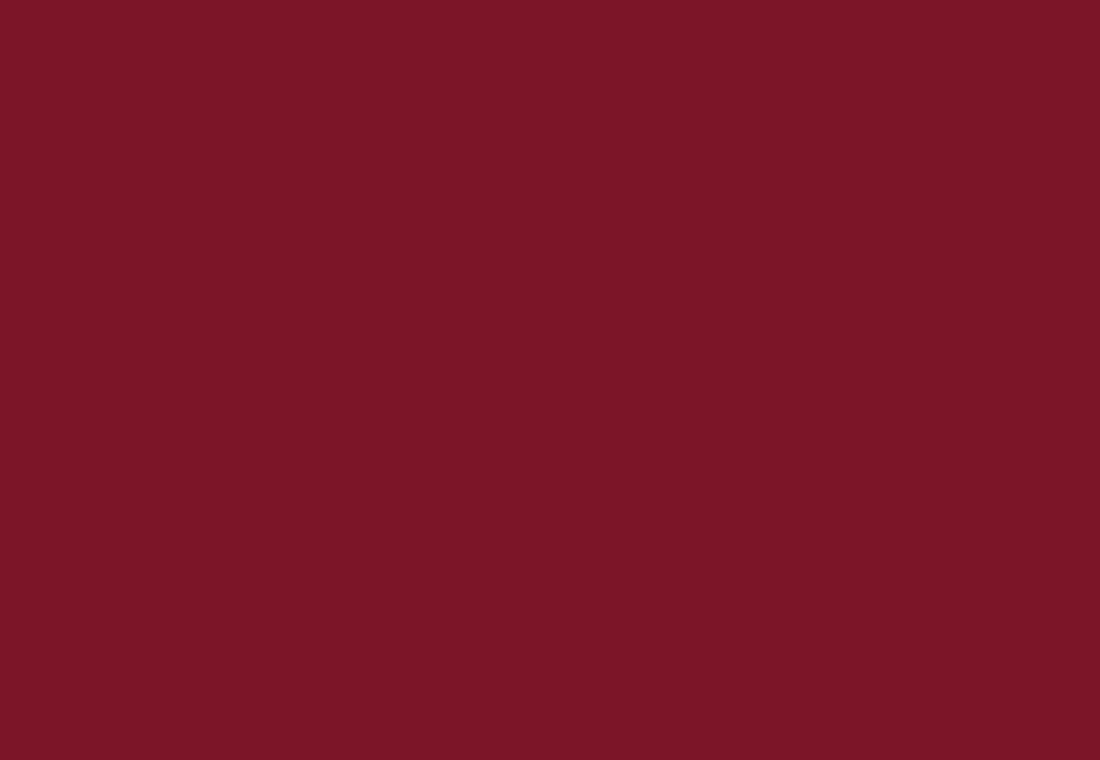 Verniciato a Polvere Rubino