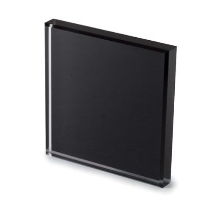 Vetro_ TEN1 extrachiaro laccato nero