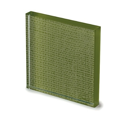 Net Glass_ NEV2 moss lacquered