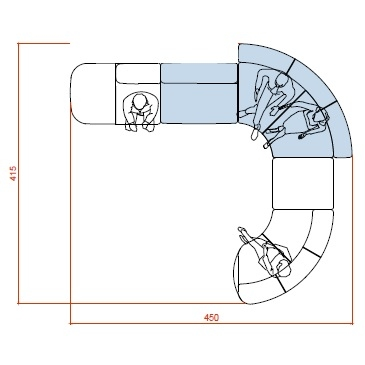 Piaf_ 450 x 415 cm (C2 + A3 + D1b + B1 + D3b)