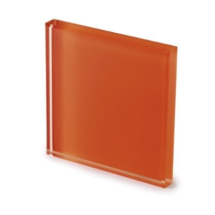 Vidrio_ TER4 lacado extraclaro color óxido